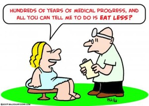 eat less comic